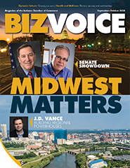 BizVoice Magazine May / June 2018 Home Page